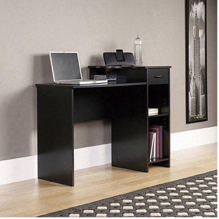 Mainstays Student Desk, Black (Bedroom Desk Youth)
