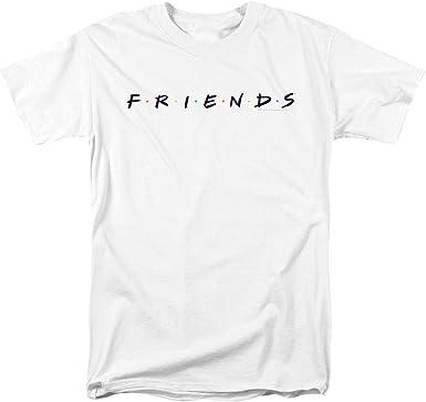 FRIENDS Mens Tshirt  Fashion Kids Black and White TV Show Style Hoody Kids Boys