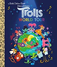 Trolls World Tour Little Golden Book (DreamWorks Trolls World Tour)