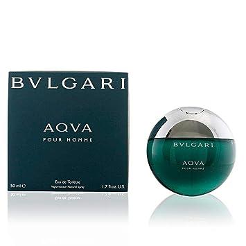 e41985057447a Amazon.com   Bvlgari Aqva Pour Homme Eau De Toilette Spray   Beauty
