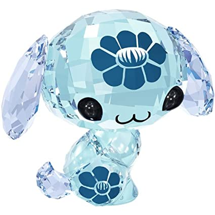 Swarovski Zodiac Figurine - Wan Wan the Dog