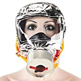 Mufly Face Safety Mask Type for Chemical/Dust/Biological Hood Oxygen Safety Respirator With Organic Vapors
