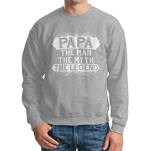 Long Sleeve Mens Papa Legend