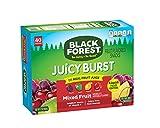 Black Forest Fruit Snacks Juicy Bursts, Mixed