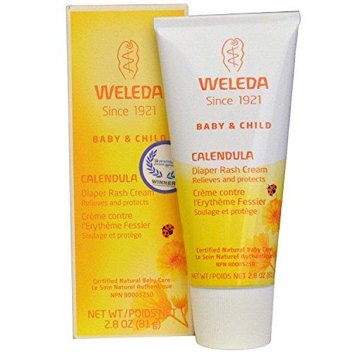 Cuidado de pañal de Weleda caléndula 2,8 onzas