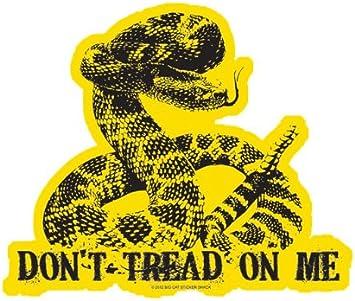 Snake Don/'t Tread on Me