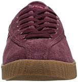 Tretorn Men's Nylite16Plus Sneaker, Sangria, 7.5 M US