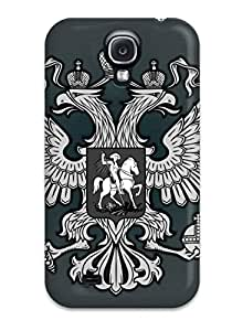 New Arrival Galaxy S4 Case Crest Case Cover
