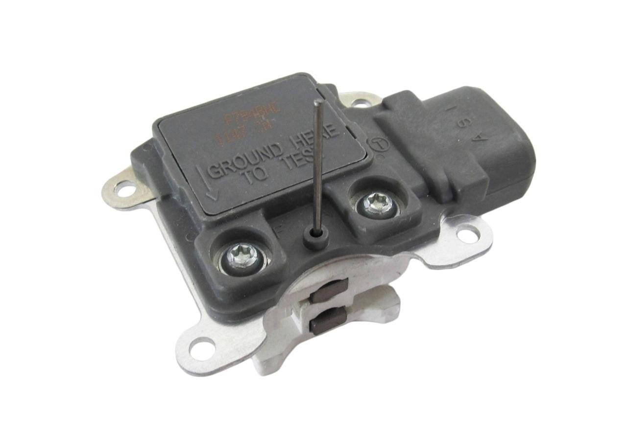 Amazon.com: Voltage Regulator for Ford 3G Alternator w/ Brush Holder (Heavy  Duty): Automotive