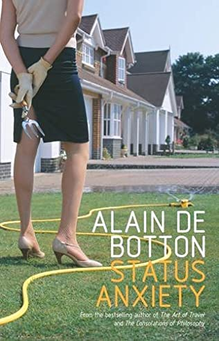 book cover of Status Anxiety