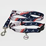 Hunter Atlanta Braves Pet Collar, Medium