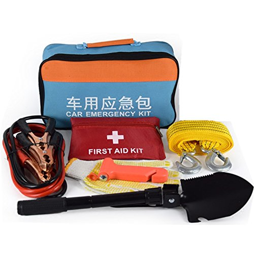 Car Emergency Kit / Emergency Bag / Multi-purpose Storage Bag by Grief Grocery Store