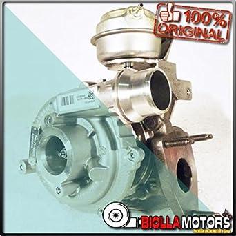 GARRETT 7901795002S turbocompresor Renault Master dCi 150 2009 (110 KW) (Diesel) (