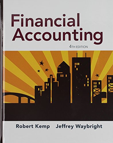 Financial Accounting Plus MyLab Accounting with Pearson eText — Access Card Package (4th Edition)