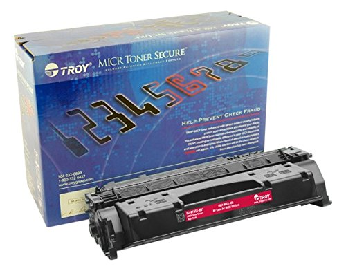 TROY 401 MICR Toner Secure High Yield Cartridge by Troy