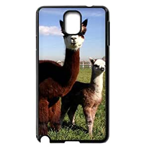 Case Of Lama Pacos customized Bumper Plastic case For samsung galaxy note 3 N9000
