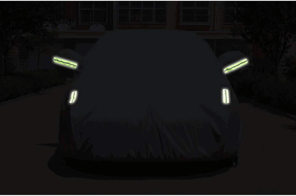 Car cover bache voiture housse voiture Camionnette Couverture de voiture Couverture de berline Imperm/éable /à la pluie et /à la poussi/ère Protection contre les intemp/éries UV Protection contre les intem