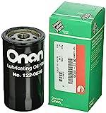 Cummins Onan 122-0836 Oil Filter (Quantity 6)