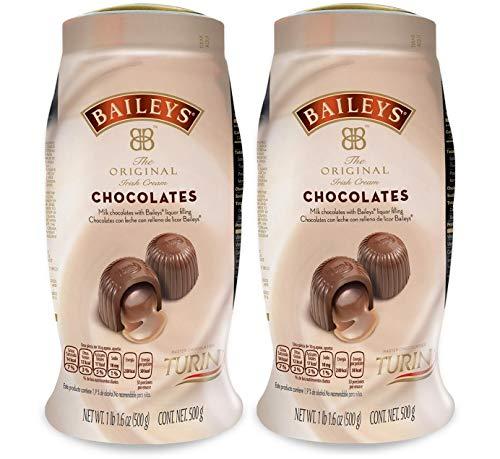 BAILEYS Original Irish Cream Liquor Filled Chocolate Turin, 35.2 ounces