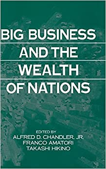 Book Big Business and the Wealth of Nations