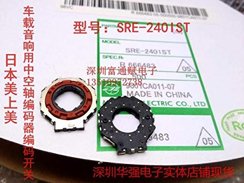 SRE-2401ST SMD Car Stereo Shaft Encoder Code Switch 24 Positions