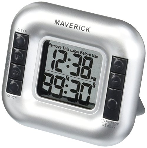 Maverick TM-05 Redi-Chek Digital Dual Timer