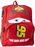 Disney Little Boys' Cars 12 Inch Backpack, Multi, One Size