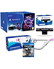 PlayStation VR Pack Firewall: Zero Hour + Aim Controller + VR Worlds + Camera V2