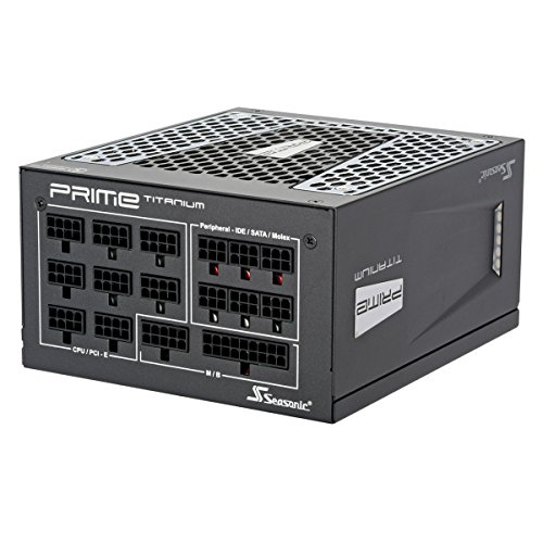 Seasonic SSR-1000TD Flagship PRIME SERIES 1000W Titanium Full Modular ATX12V & EPS12V 135mm FDB Fan Super Quiet Power Supply by Seasonic (Image #5)