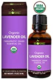 Best Lavender Essential Oil By Sky Organics-100% Organic, Pure Therapeutic French Lavender Oil For Diffuser, Aromatherapy, Headache, Pain, Meditation, Anxiety, Sleep-Perfect For Candles & Massage 1oz review