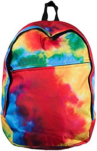 Neff Dye - neff Unisex Daily School Backpack, Sky Dye, One Size