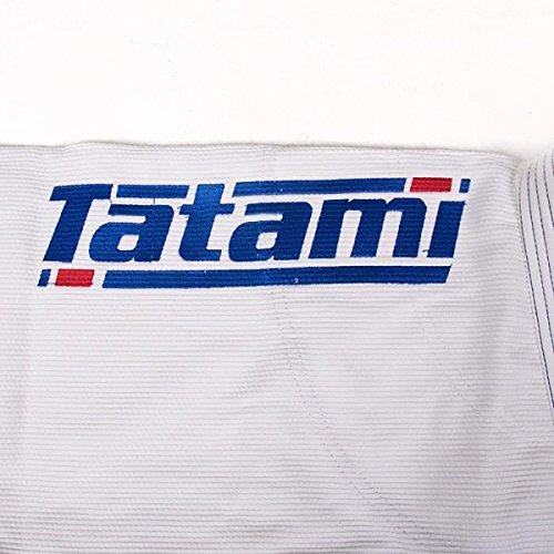 Tatami Estilo 6.0 BJJ Gi - White-Cobalt - A2