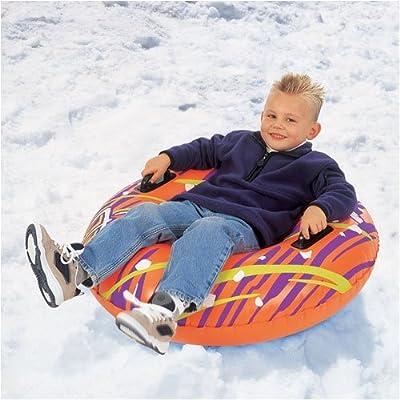 Sunco Orange Snow/Summer Tube: Toys & Games