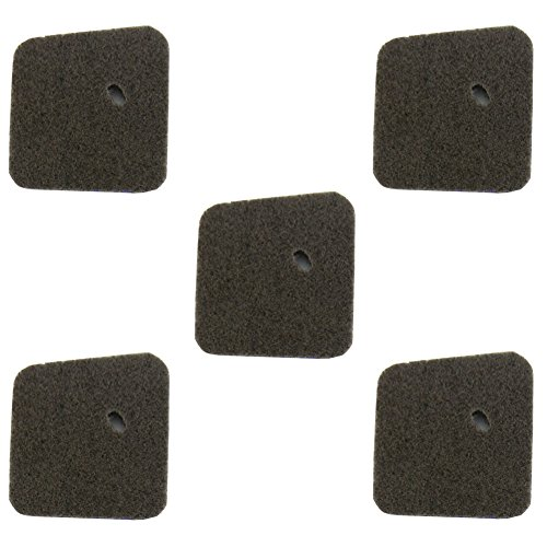 HIPA (pack of 5) Air Filter For STIHL FC55 FS38 FS45 FS46 FS55 HL45 Trimmer Edger Pruner Replaces # 4140 124 2800