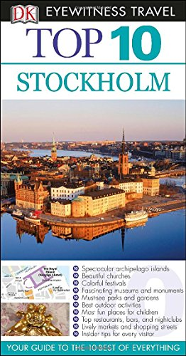 Top 10 Stockholm (Eyewitness Top 10 Travel Guide)