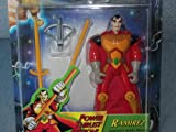 "5.5"" Ramirez: Quentin's Noble Mentor Action Figure with Power Thrust Action! - Highlander: The Animated Series"