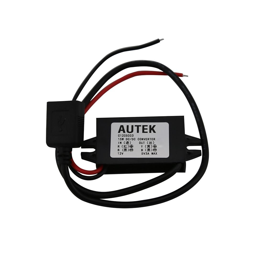 12v To 20v Dc Converter Circuit Wiring Autek Buck Module Convert 5v Usb Output Power Adapterdccon 5u 0 Home Audio Theater