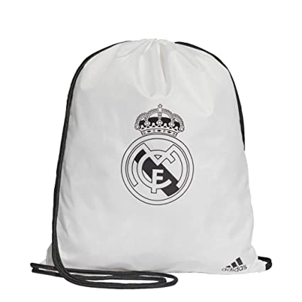 c962333b825 adidas Soccer Gym Bag Real Madrid Ronaldo Football Work Out Bag CY5608 New