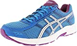ASICS Women's Gel-Contend 4 Running Shoe, Diva Blue/Silver/Orchid, 7.5 D US