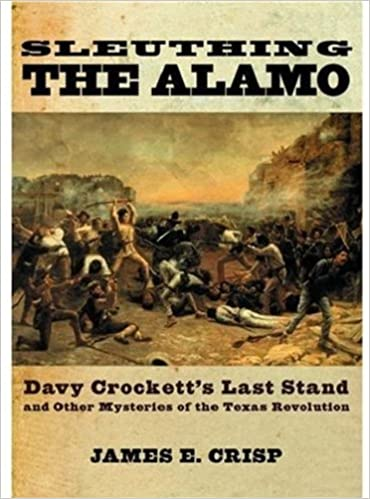 thesis of sleuthing the alamo