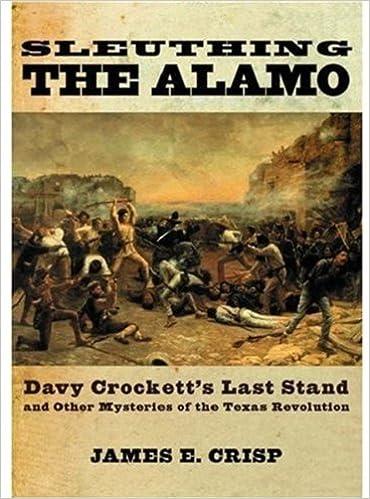 sleuthing the alamo thesis