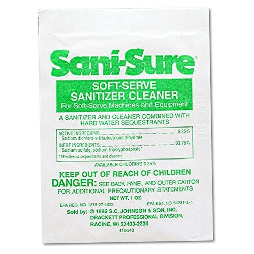 Diversey 90234 Sanitizer Cleaner Powder