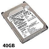 Seifelden 40GB 2.5'' IDE/ATA Hard Drive 3 Year Warranty for Asus, HP, Dell, Gateway, Toshiba Gateway Acer Sony, Samsung, MSI Lenovo, Asus, IBM Compaq eMachines Laptop Mac 40 GB (Certified Refurbished)