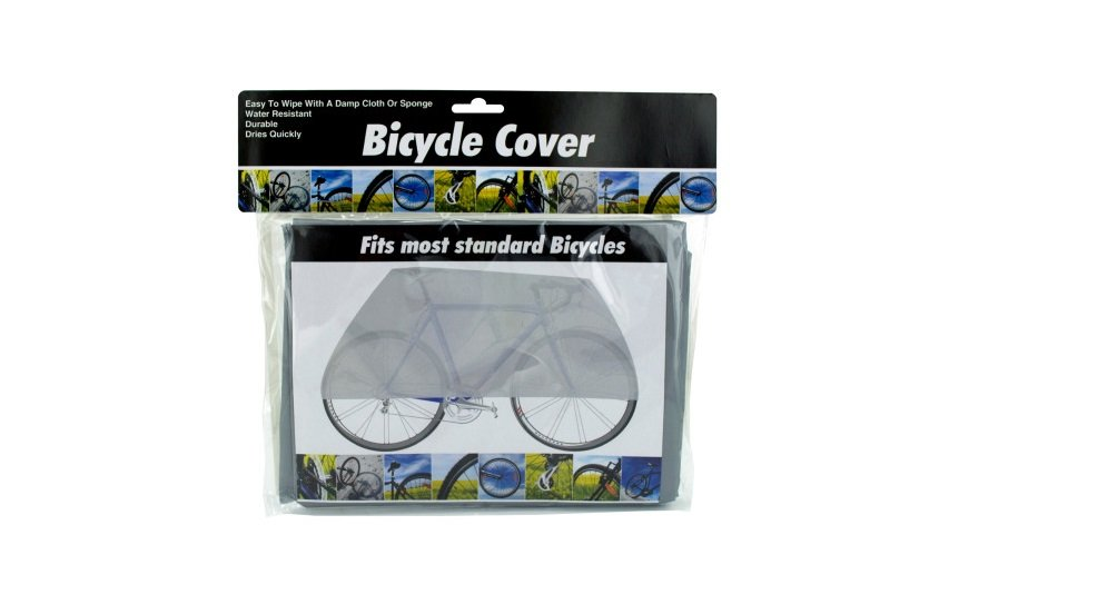 Vinyl Bicycle Cover-Pack of 72