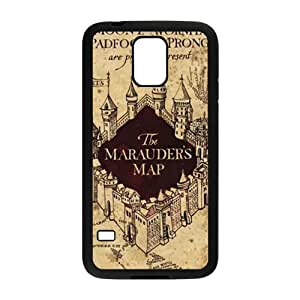 COBO Harry Potter Marauder's Map Cell Phone Case for Samsung Galaxy S5