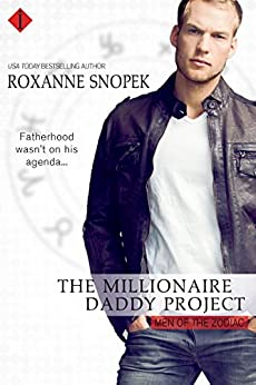 The Millionaire Daddy Project by Roxanne Snopek