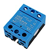 Aexit ASH-B40AA 50-280VAC to 480VAC 40A Single Phase Solid State Relay AC to AC Relay Authorized