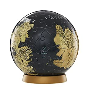 Game Of Thrones Globe 3