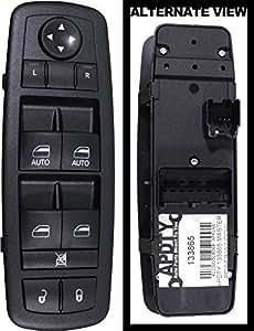 Amazon.com: APDTY 133865 Master Power Window Switch Fits 4 ...