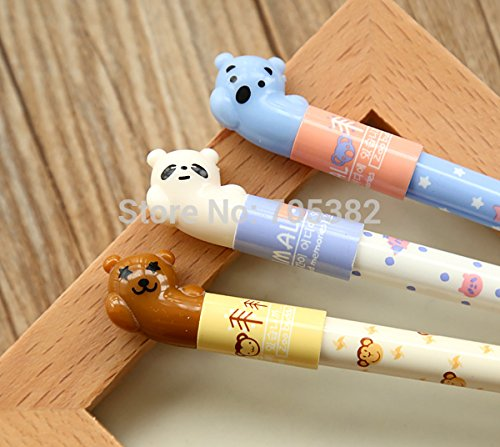 Gel Pen.cartoon Animal Print Pen for Writing,kawaii Stationery by Office & School Supplies YingYing (Image #3)